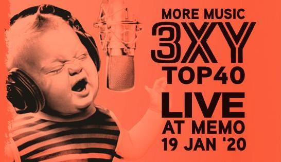 3XY - LIVE AT MEMO