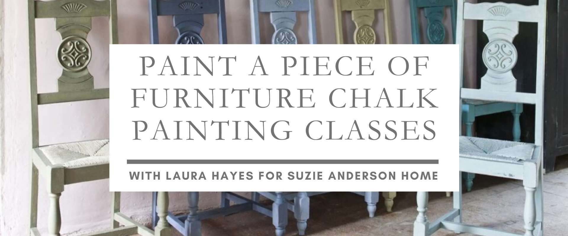 Chalk Paint Your Own Piece Of Furniture Workshop