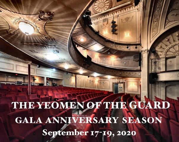 The Yeomen of the Guard - Season 2020 ~ Gilbert & Sullivan Opera Victoria