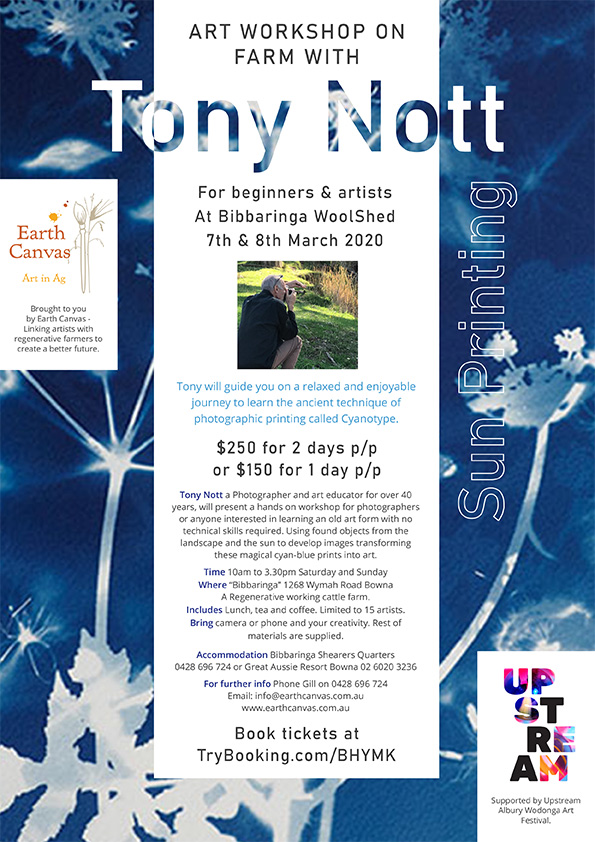 Tony Nott Art Workshop