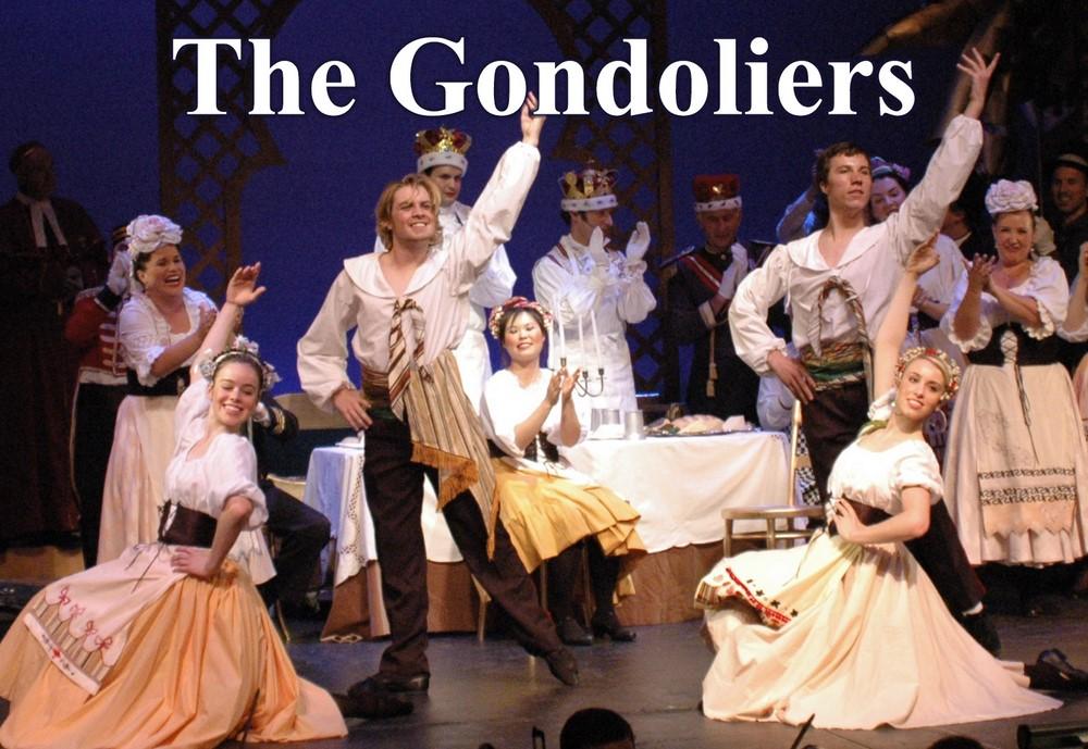 The Gondoliers - Season 2022 ~ Gilbert & Sullivan Opera Victoria