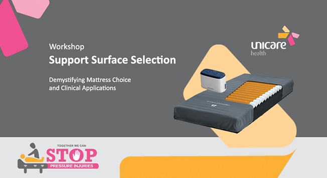Unicare Health Workshop : Support Surface Selection