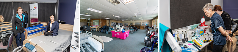 Showroom Open Mornings for Occupational Therapists